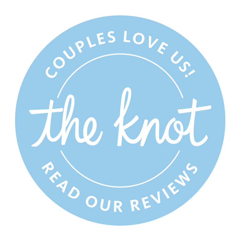 wedding photography Videography award from the knot.com