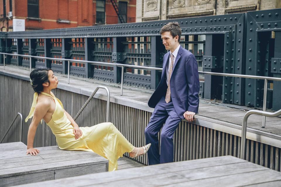 Wedding Photographer Manhattan