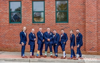 image of a groom and his groomsmen