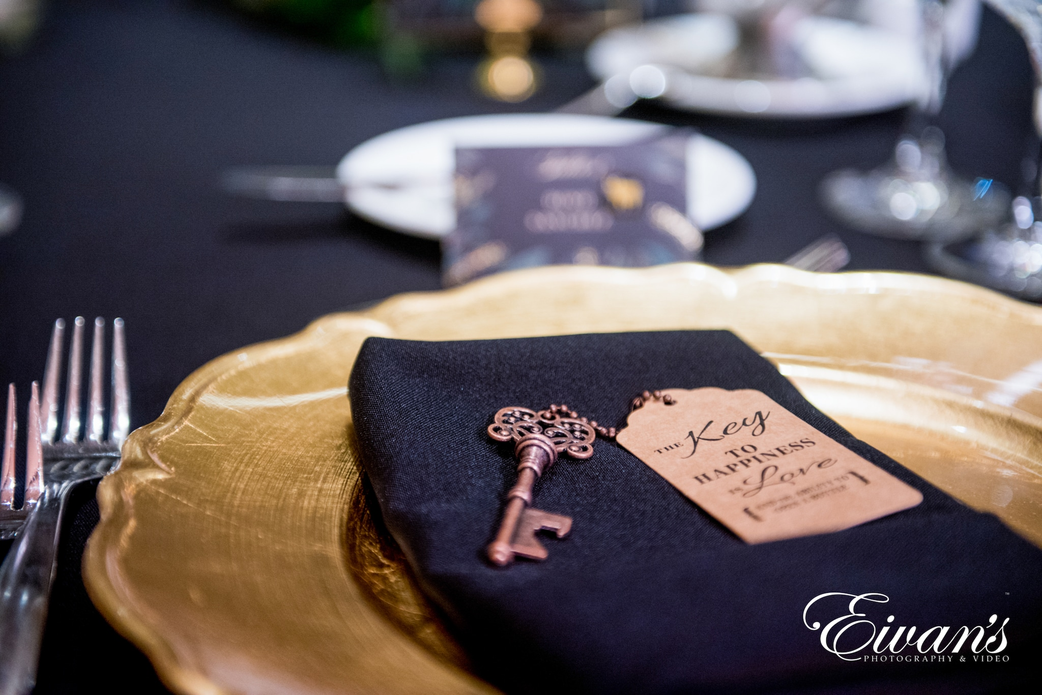 image of a wedding favor