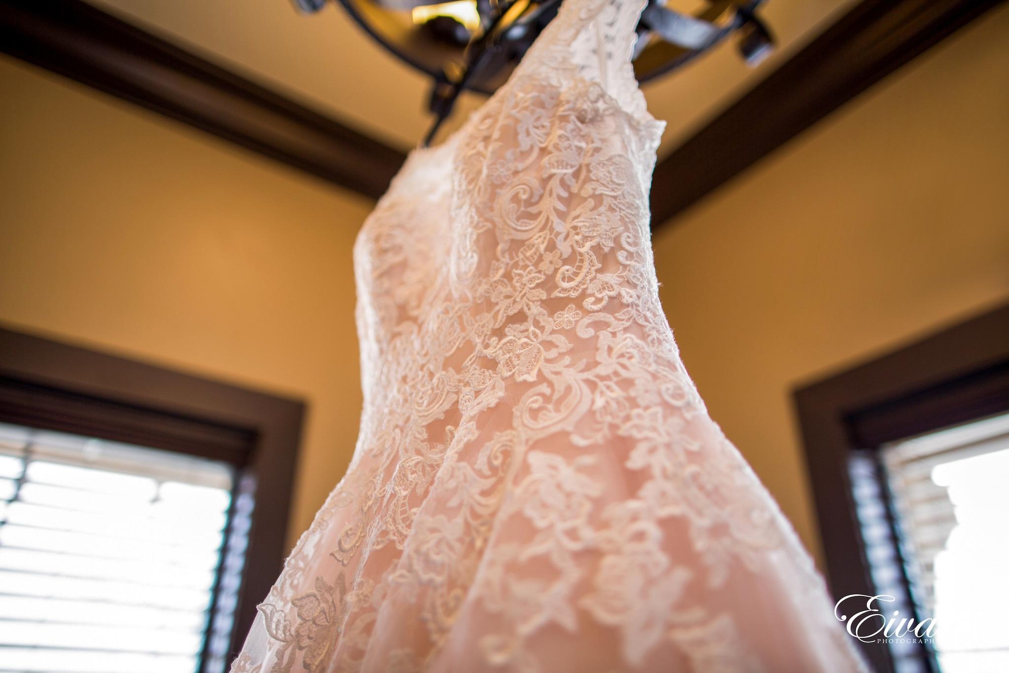 bridal white orange wedding gown