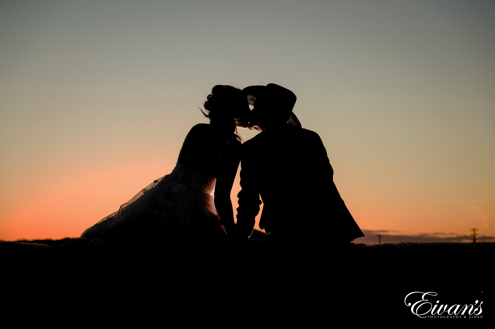 Sunset Wedding Photography As A Synonym For Romantic
