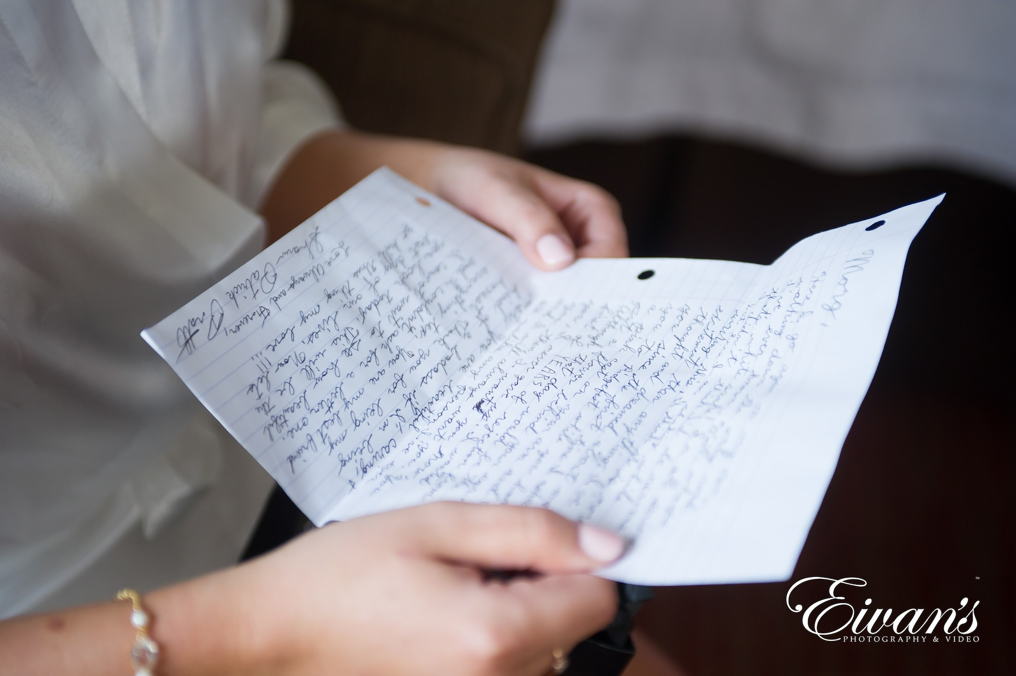 Examples Of Wedding Vows Eivan S Photography Video