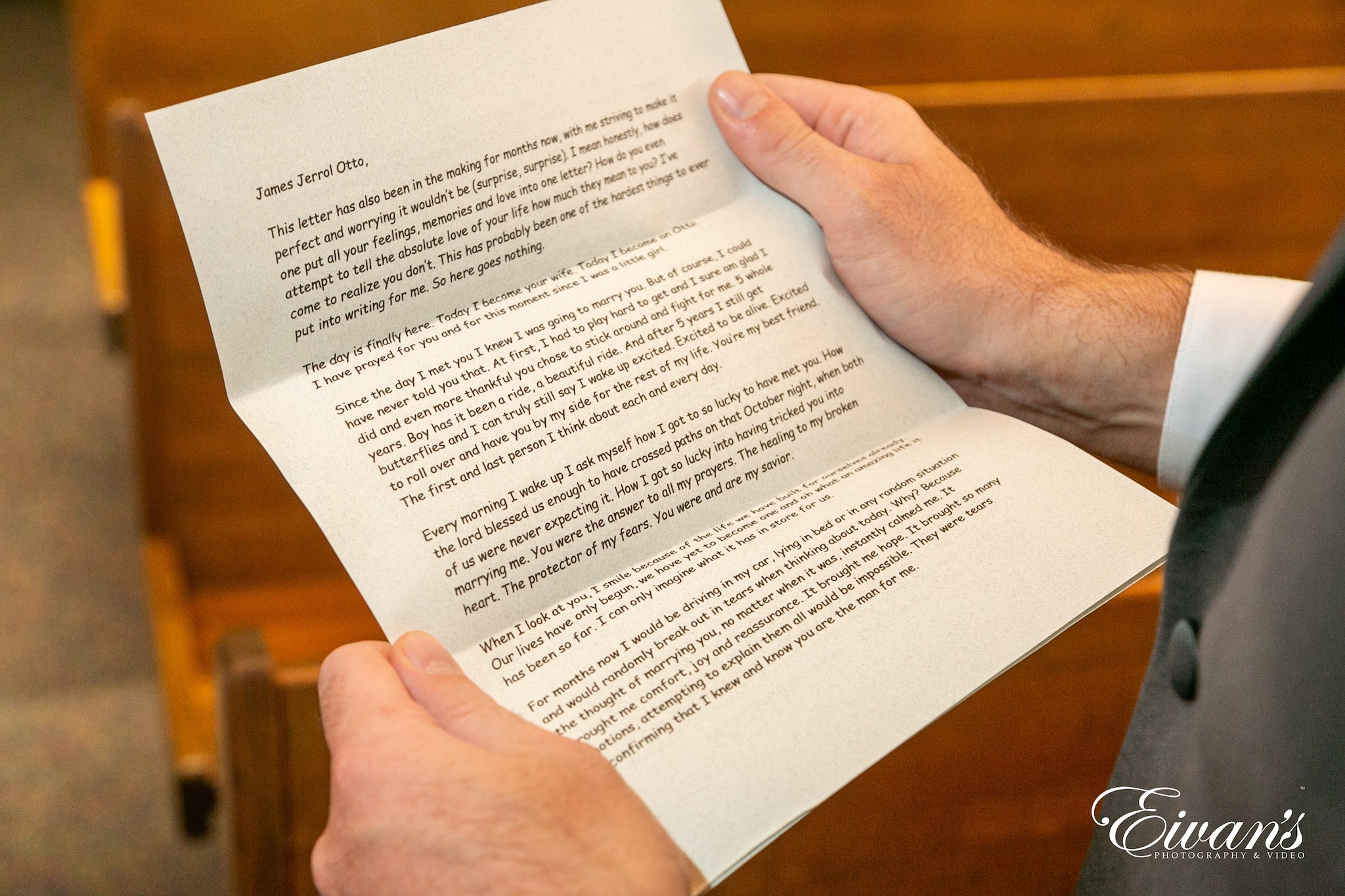 Traditional Wedding Vows From Various Religions Eivan S Photo Video